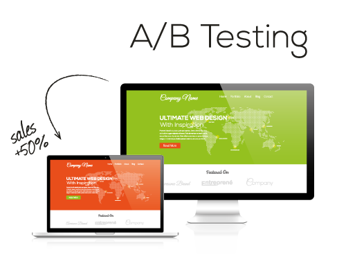 Usability Optimierung mit A-B Testing